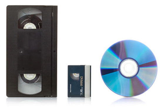 Las Vegas and Henderson Video To DVD Transfers